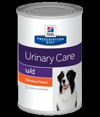 u/d™ Canino Cuidado Urinário – Úmido