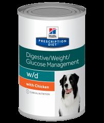 w/d™ Canino Controle Digestivo/do Peso/Glicêmico – Úmido