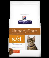 s/d™ Felino Cuidado Urinário – Seco