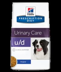u/d™ Canino Cuidado Urinário – Seco